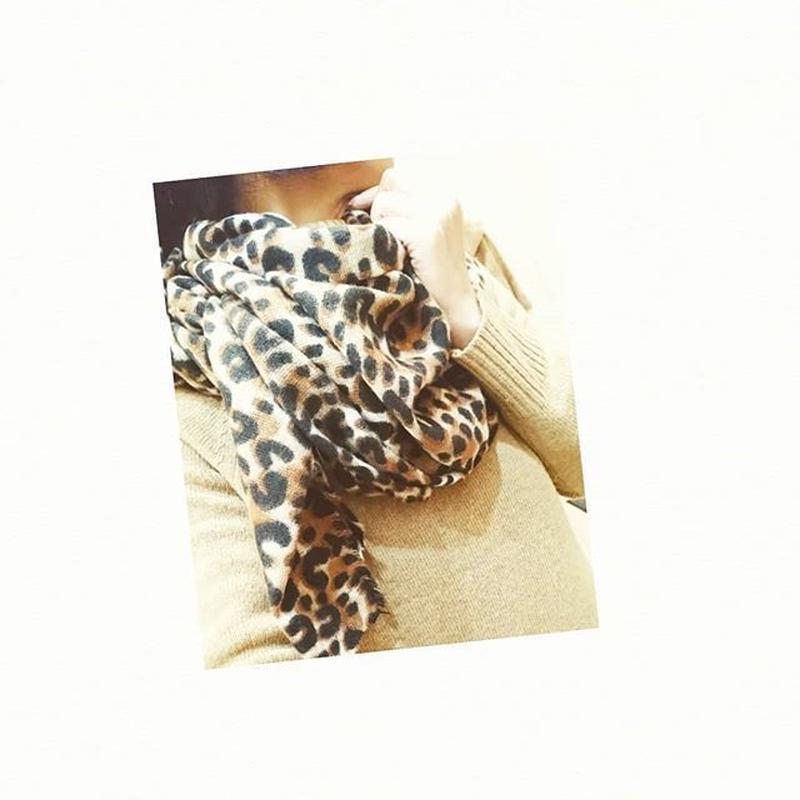 leopard stole