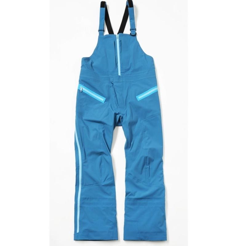COM05 Bib PANTS. 《#6ST-BLUE》