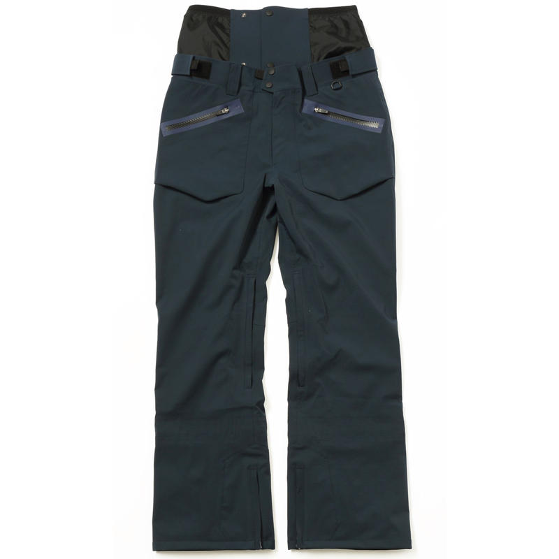 COM-06 STRAIGHT Pants. 《#4 NAVY 》4WAY