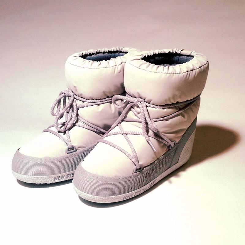 GIMOR SNOW BOOTS《ギモアスノーブーツ》WHITE