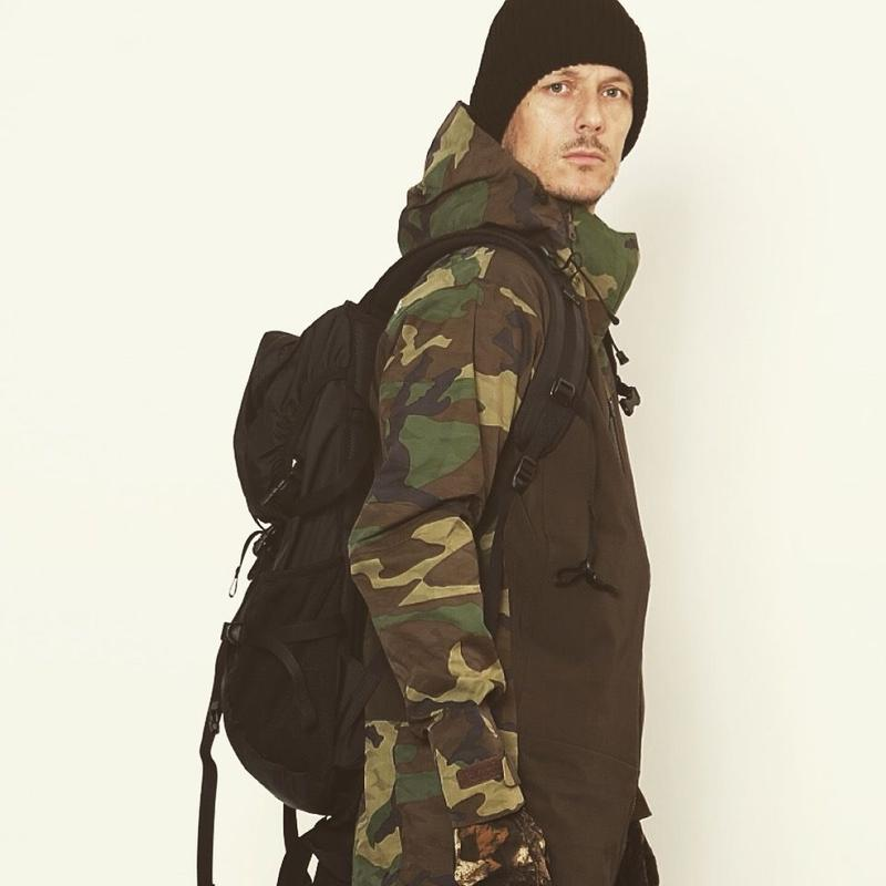 COM01 LIFE-3  JACKET サンプル販売《#2DarkBROWN×3D CAMO》