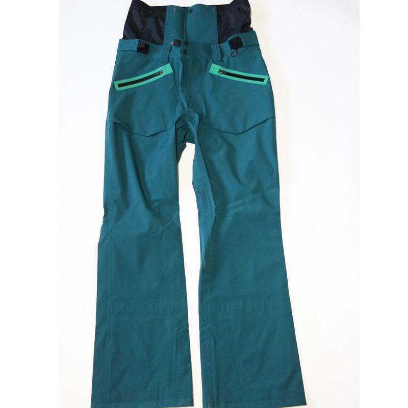 COM-06 STRAIGHT Pants. 《BLUEGREEN》