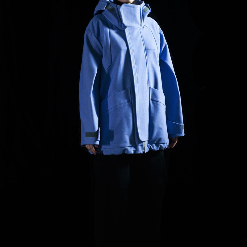 [Preorder] Distopia Coat (Vane Blue)