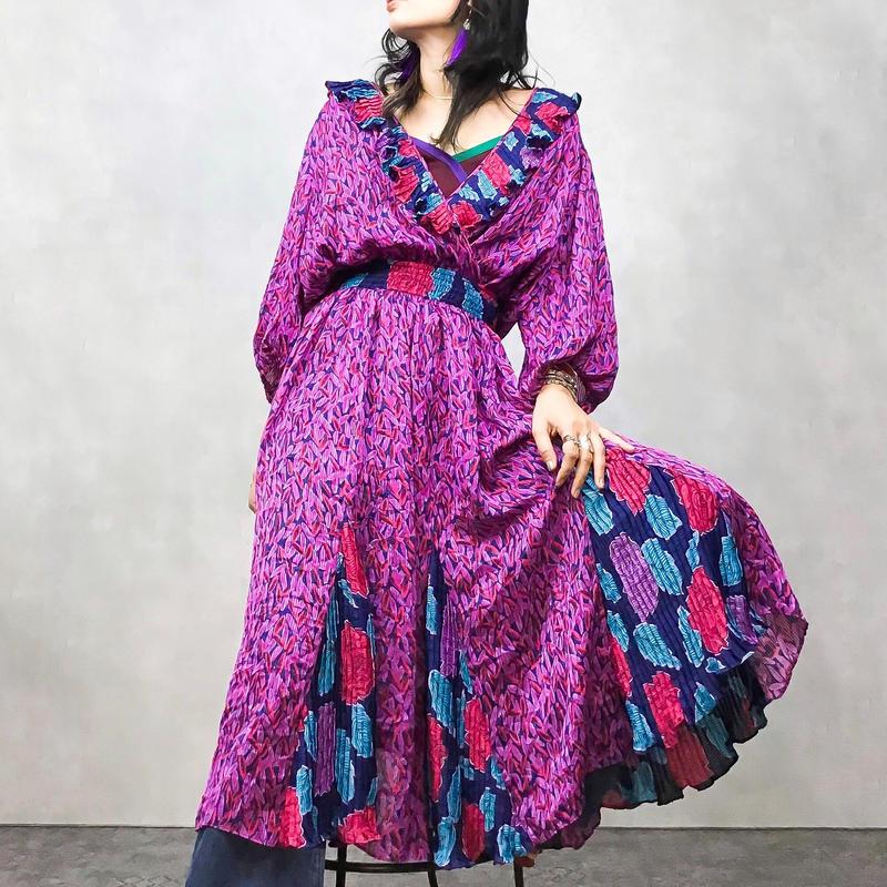 Arrorti MADE IN USA dress-281