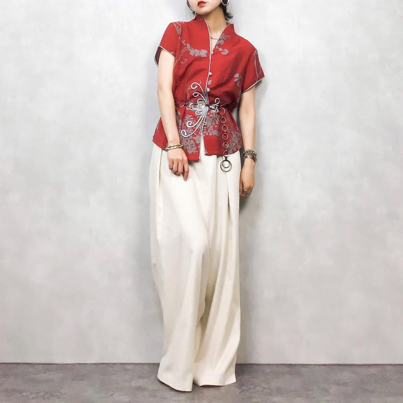 EASTERN China shirt-410-7