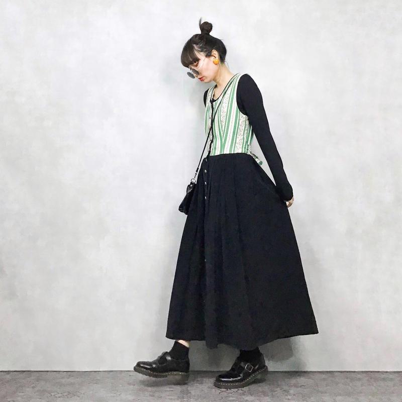 Country jumper skirt