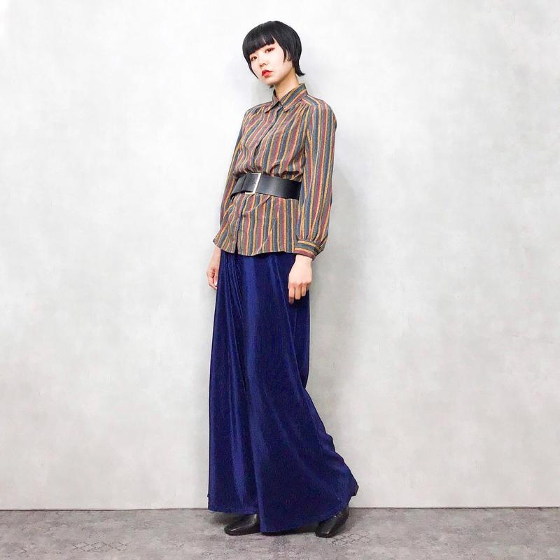JANE MORE stripe shirt