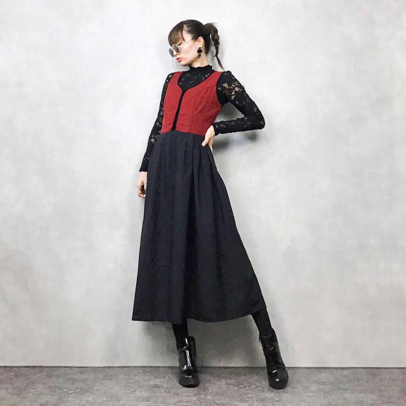 XSOXa jacquard dress