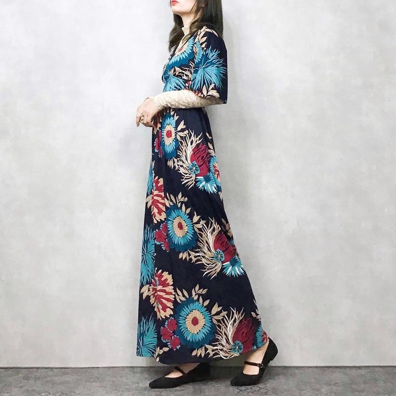 C&A import maxi dress