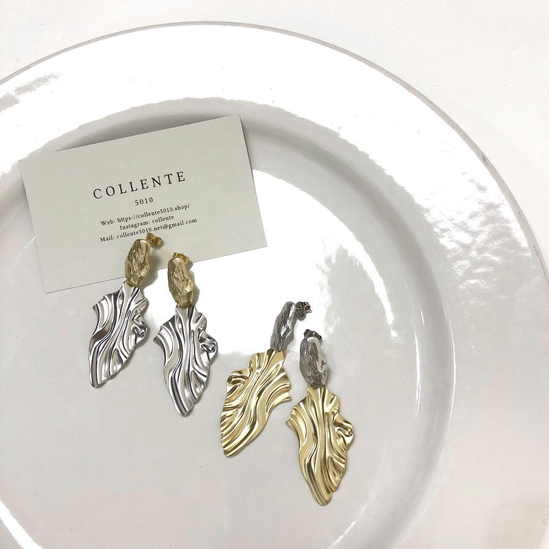 COLLENTE  original  variety piercing Silver&Gold