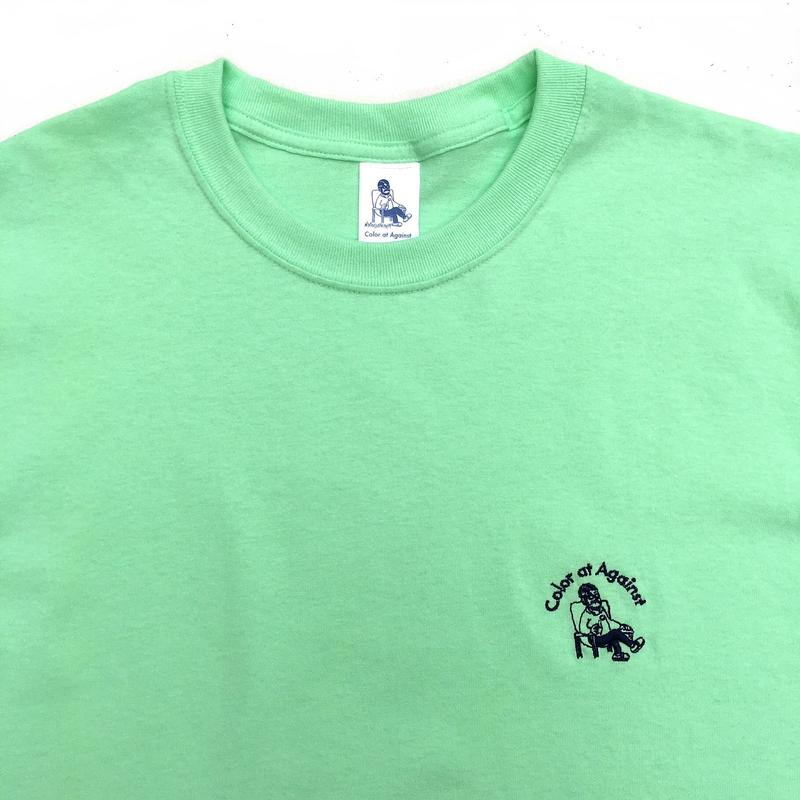 Color at Against ORIGINALS / Mister Tee / Mint