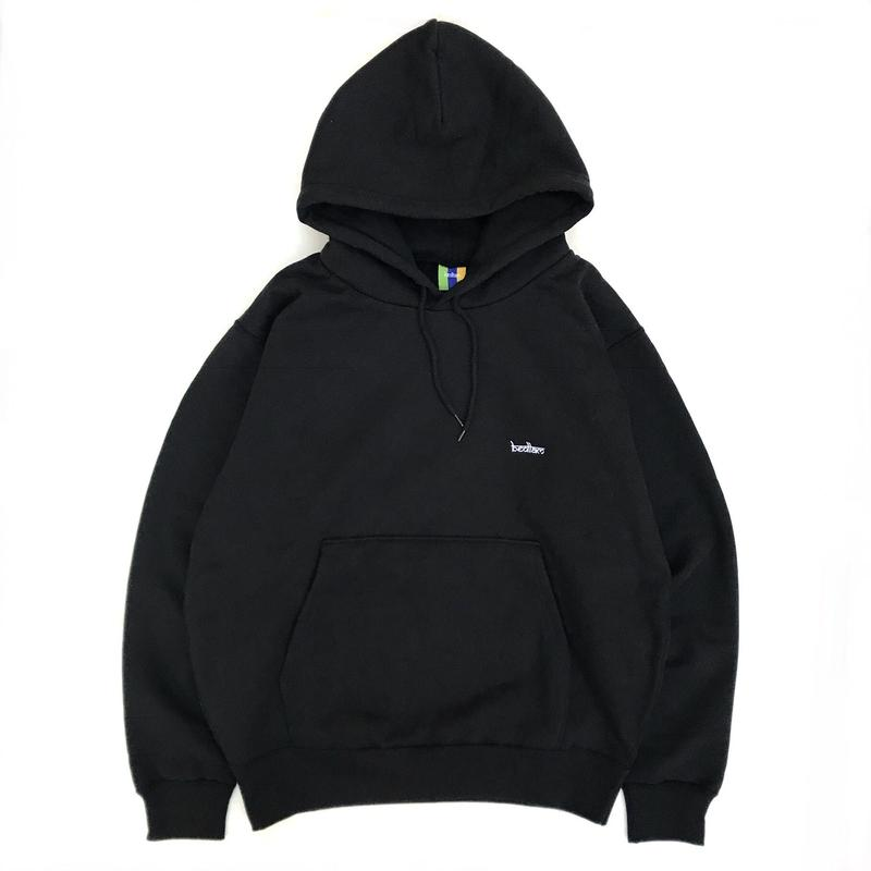 Bedlam / Ashram Logo Hoodie / Black