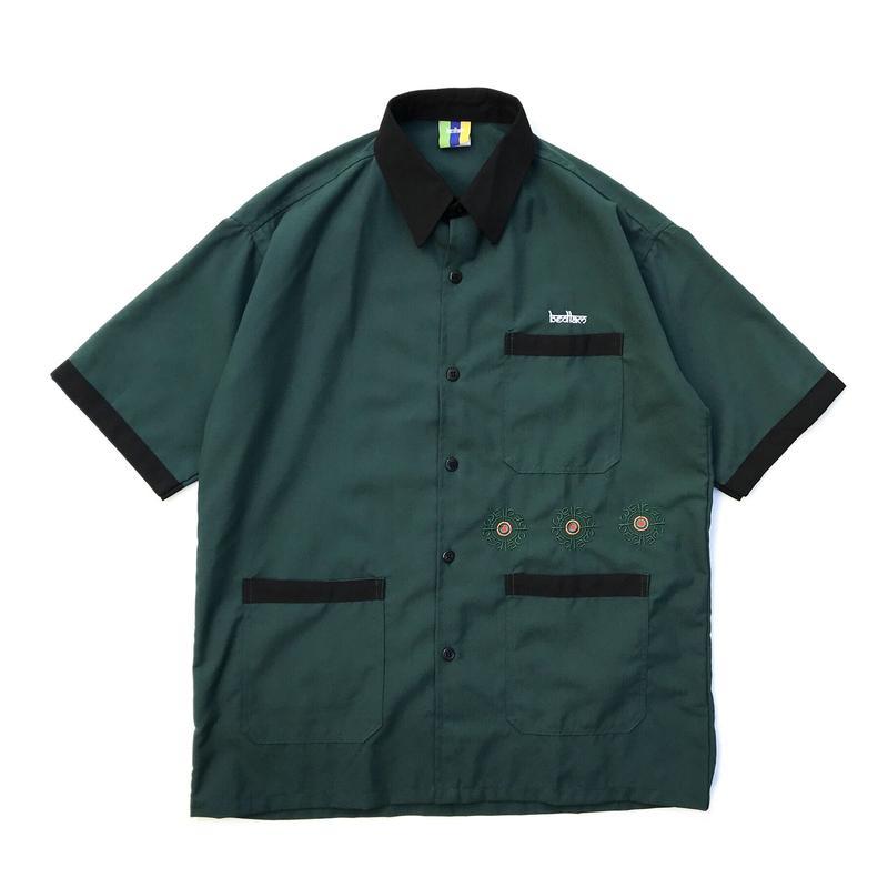 Bedlam / India Work Shirts / Green