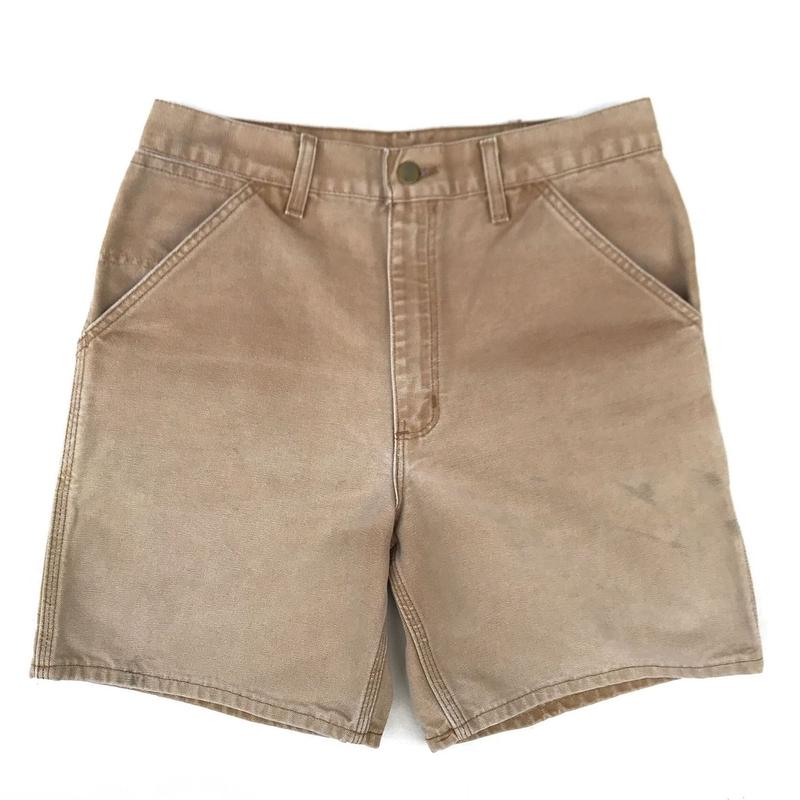 Carhartt / Duck Painter Work Short  / Brown / Used