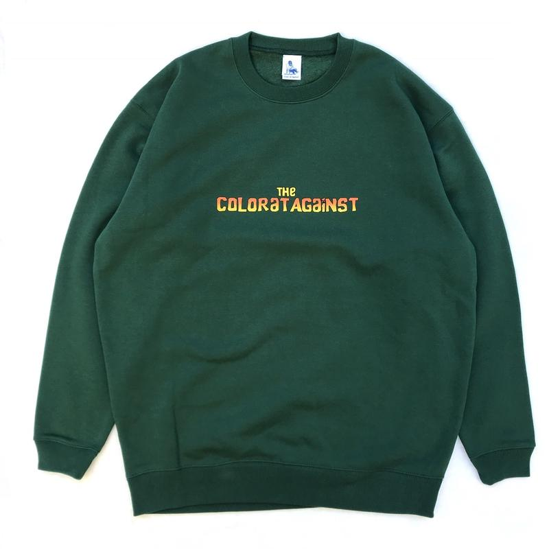 Color at Against Originals /  Chunk Sweat  / Forest