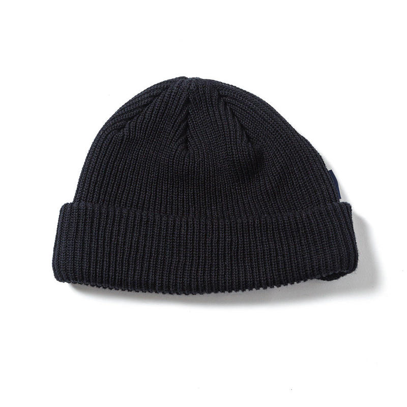 SON OF THE CHEESE / C100 KNITCAP(BLACK)