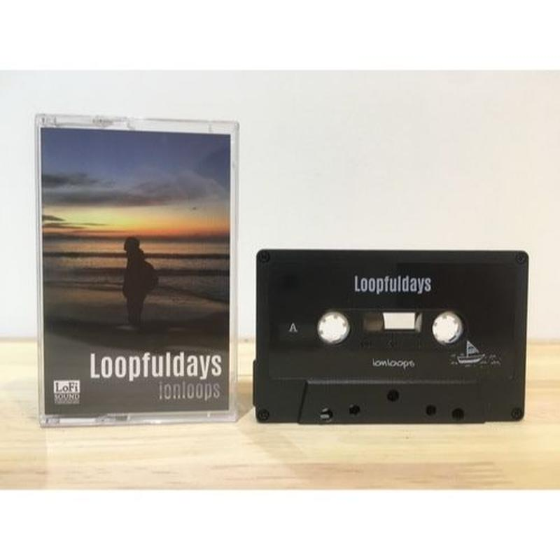 BLACK URBAN TAPES /カセットテープ/ Loopfuldays ionloops (DLコード付き)