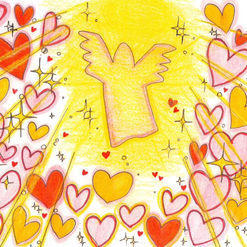 ポストカード10枚セット「オレンジの至高感」