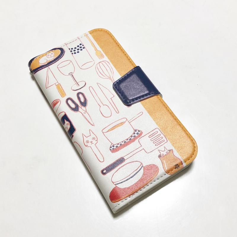 Iphoneケース(キャッチン)