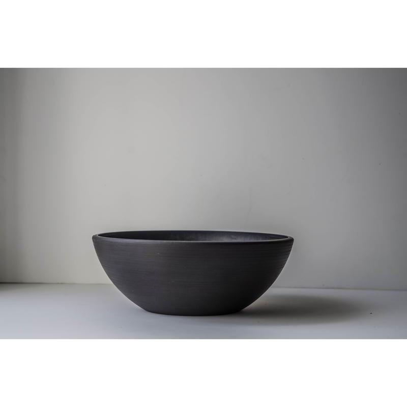 Black Pot 20cm(shallow)