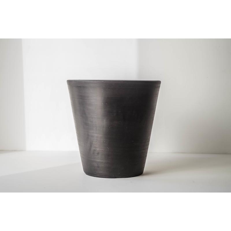 【10個セット】Black Pot 15cm