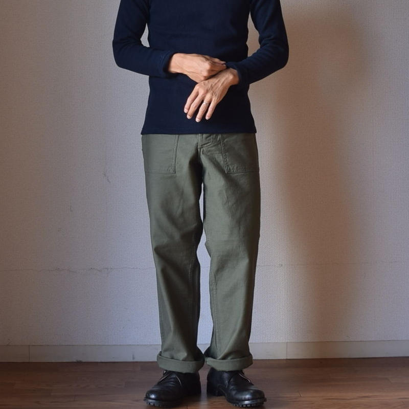 WORKERS BAKER PANTS  STANDARD FIT OD ワーカーズ ベイカーパンツ スタンダードフィット オリーブドラブ