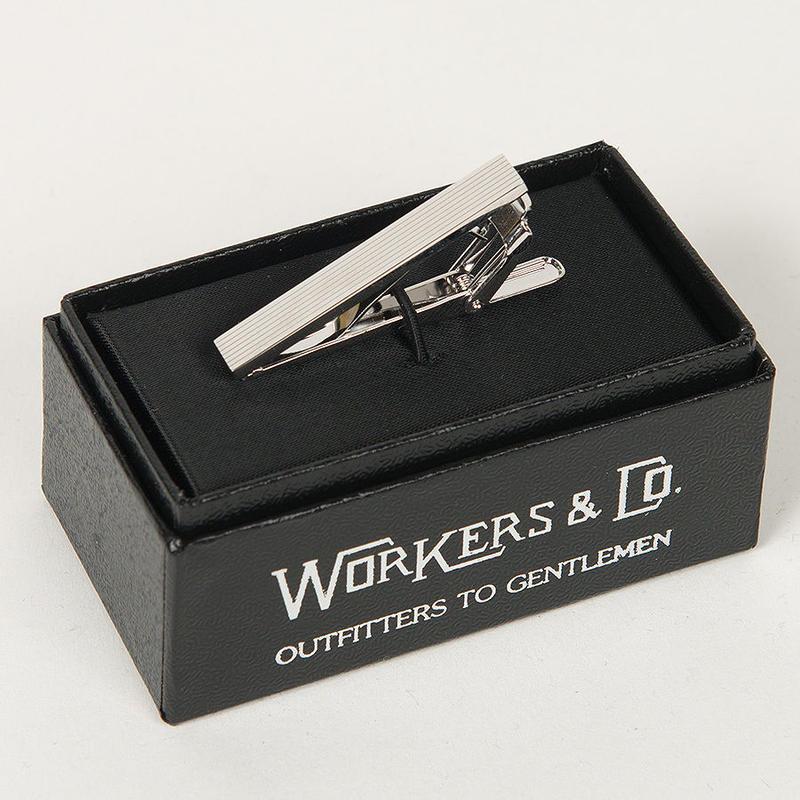 WORKERS TIE CLIP ワーカーズ  タイクリップ