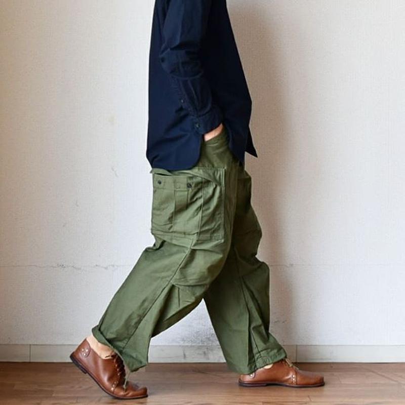 【完売御礼】CABOCLO リベット付きダービーシューズ ブラウン/ブラック