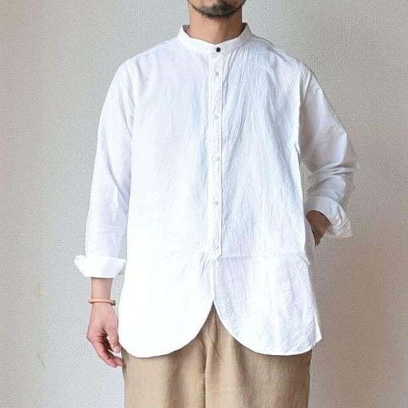 【明石発のシャツブランド!】LASSO  FOLK SHIRT ラッソ フォークシャツ ジャガード