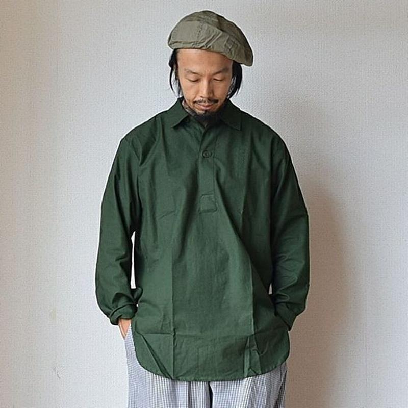 【ラスト1点!】DEADSTOCK デッドストック スウェーデン軍スリーピングシャツ