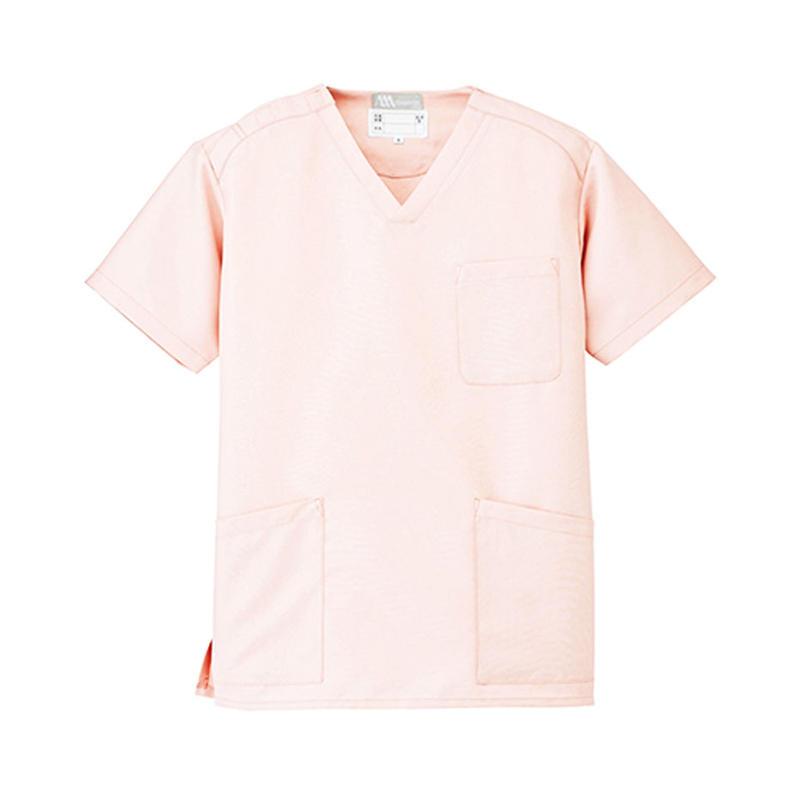 スクラブ(男女兼用)  ピンク 861405-060