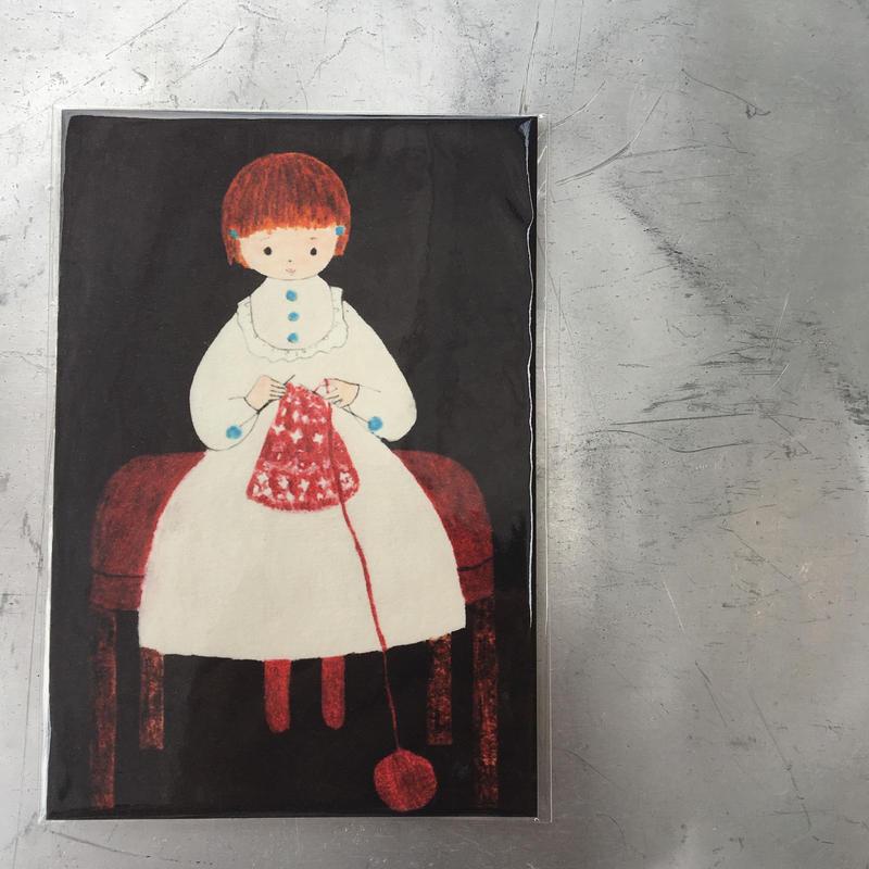 card  :::  編みものの時間