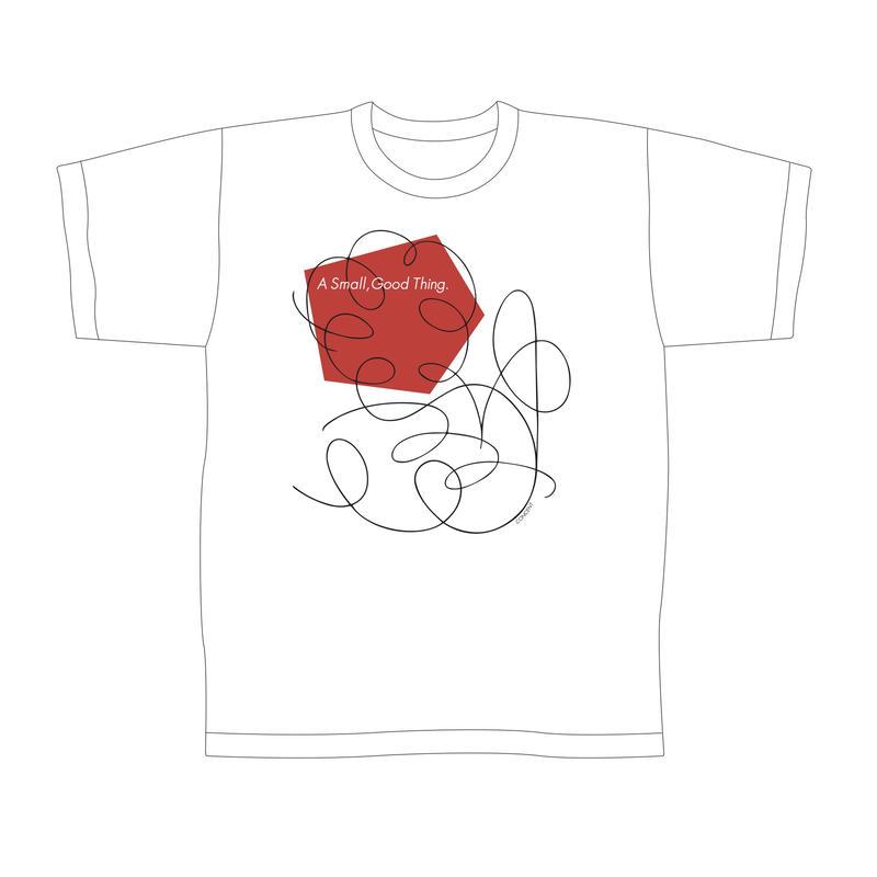 (在庫あり)A Small, Good Thing.T(RED)