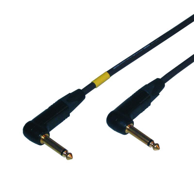 HCPC08 PCOCC高音質ギターケーブル5m ライトアングル ライトアングル