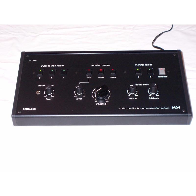 M-04スタジオモニターシステム