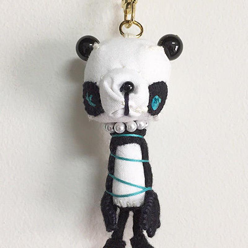 パンダ キーホルダー -Basic-