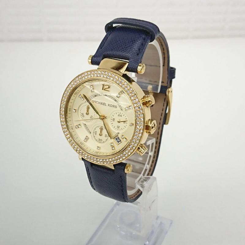 【Ladie's】MICHAEL KORS クロノグラフ MK2280(Wa01)