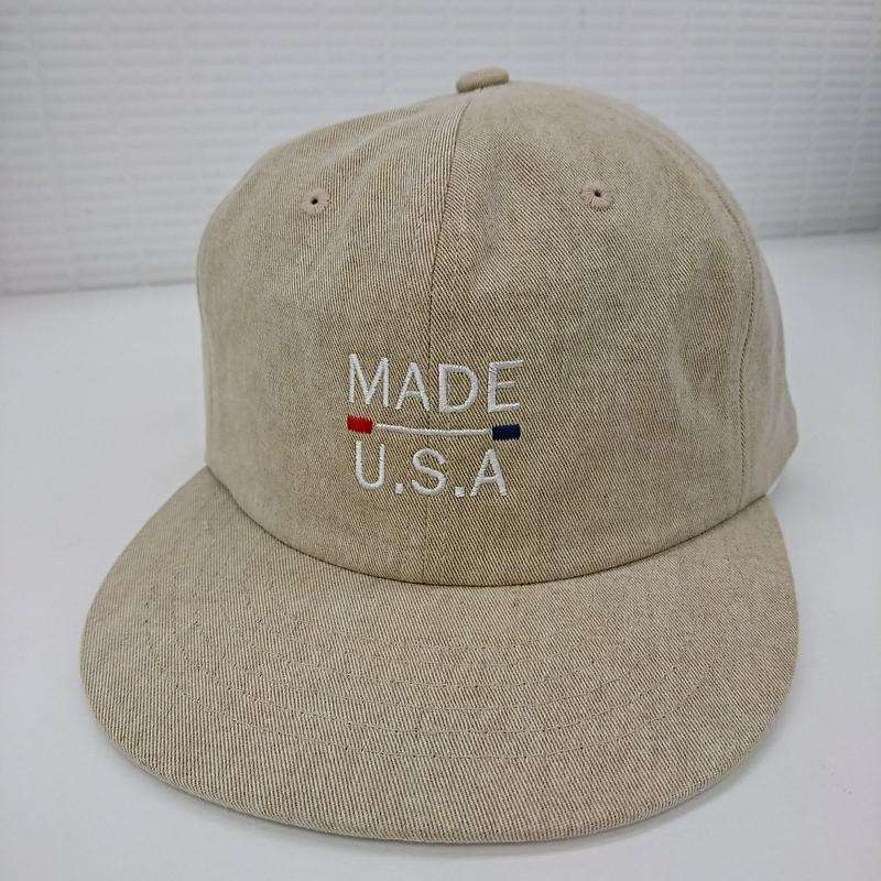 【新品】MADE USA BB CAP(105)