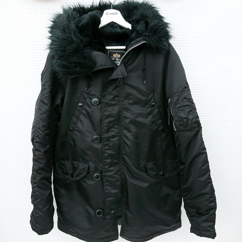 ALPHA INDUSTRIES N-3B(N) Mサイズ(282)