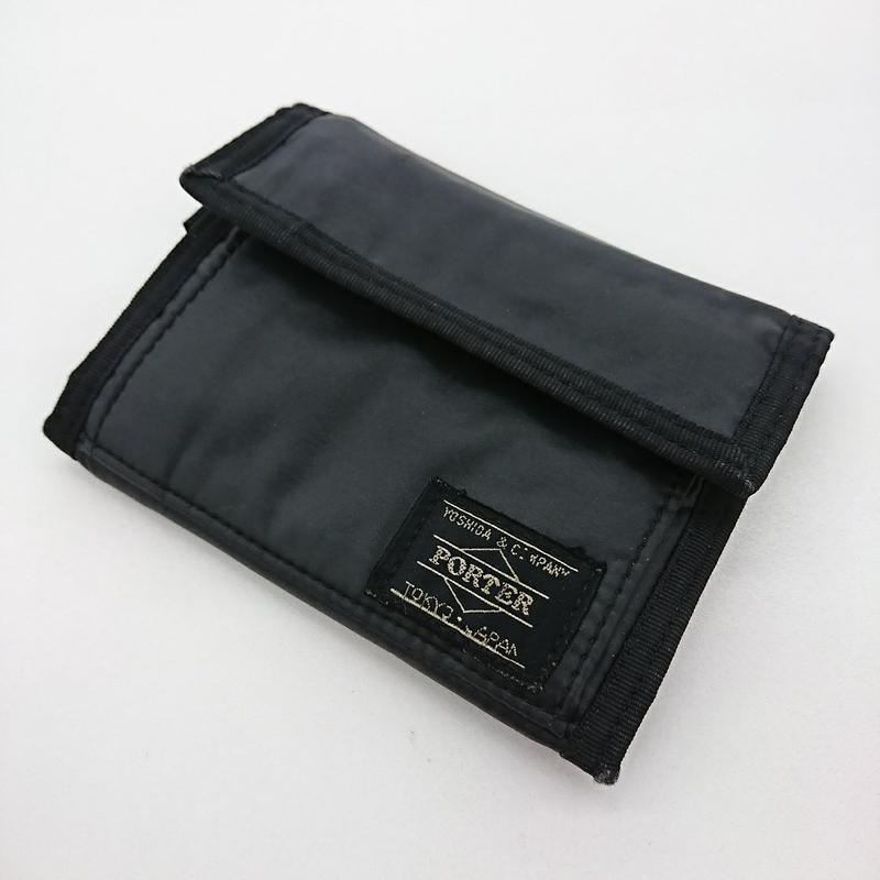 PORTER CAPSULE 3つ折り財布(Sa15)