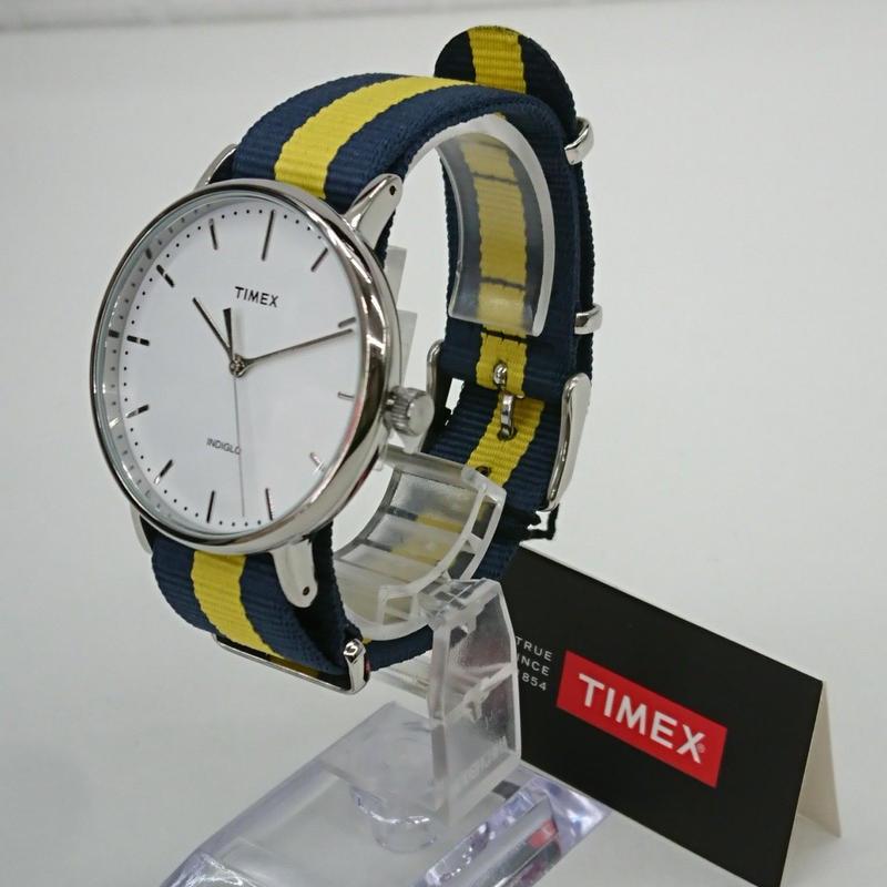【新品】TIMEX  ウィークエンダーフェアフィールド TW2P90900(Wa24)