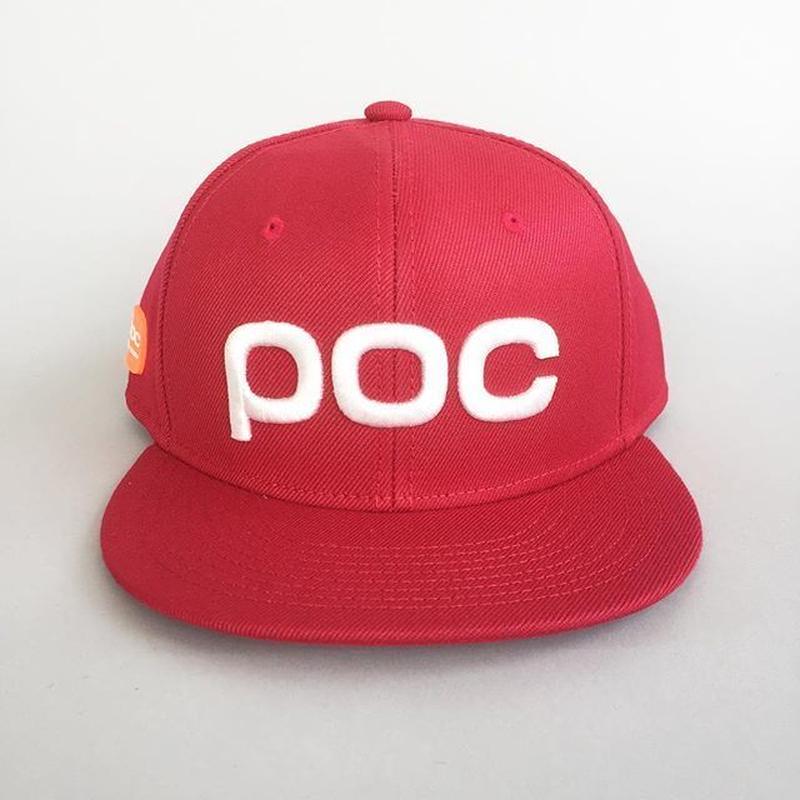 POC / RACING STUFF CAP / RED / ポック / レーシングスタッフキャップ / レッド