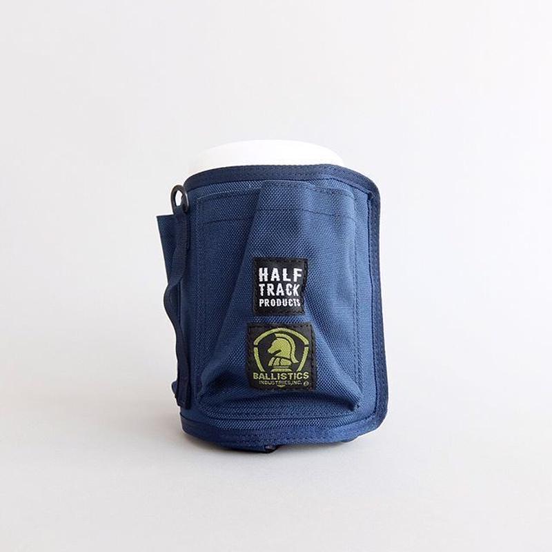 HALF TRACK PRODUCTS × BALLISTICS / WET COVER POCKET / ハーフトラックプロダクツ × バリスティックス / ウェットカバーポケット / ネイビー
