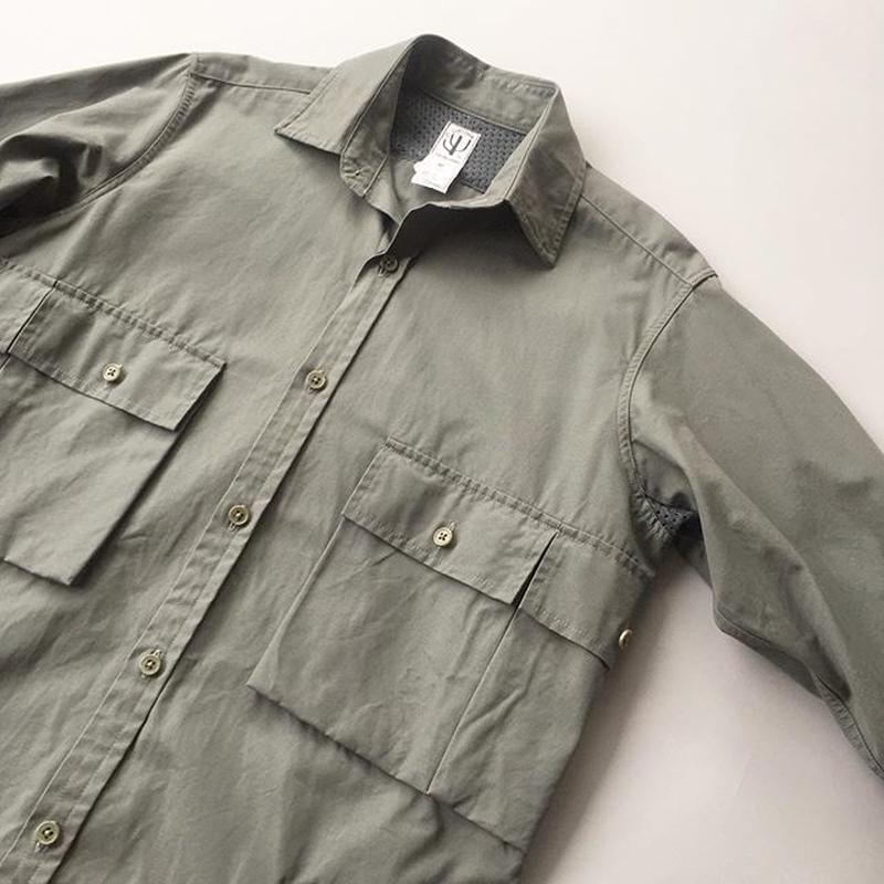 CORONA / COMBAT HIKER SHIRTS /SAGE / コロナ / コンバットハイカーシャツ / セージグリーン