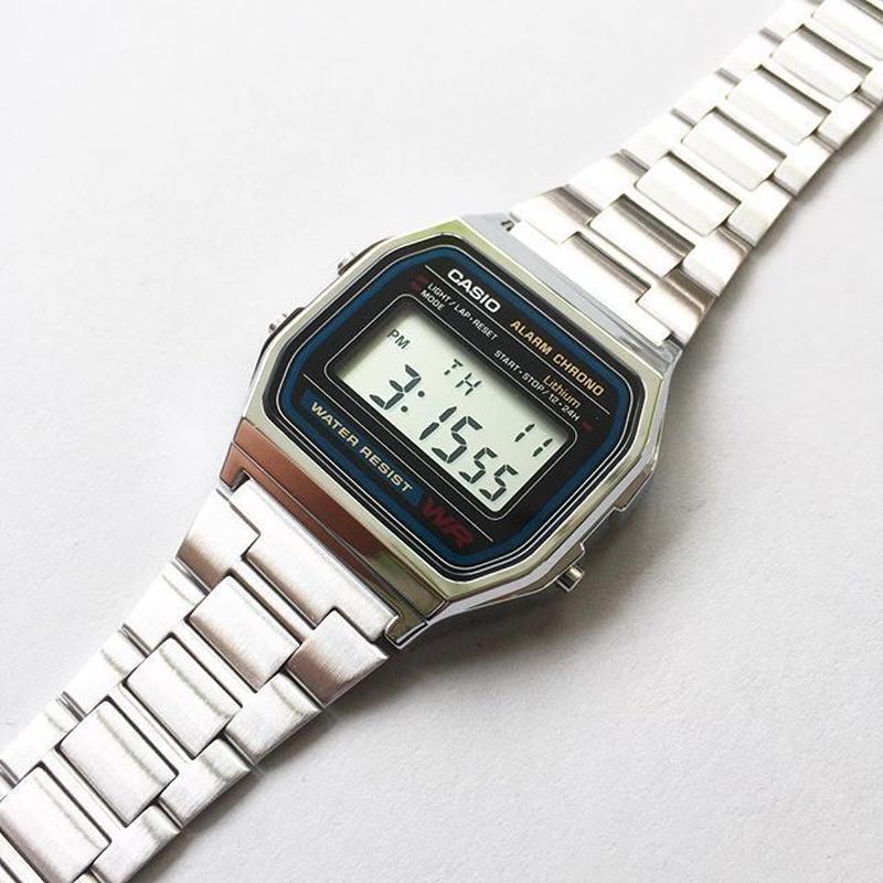 CASIO / DIGITAL WATCH / A158WA-1JF / カシオ / デジタル時計