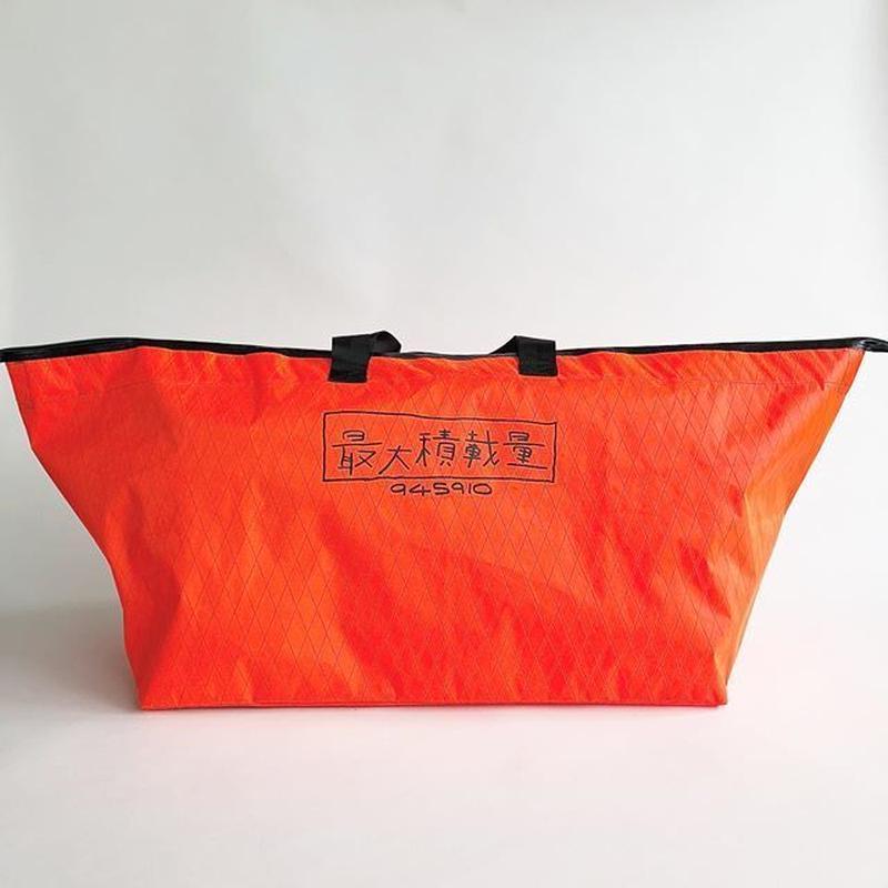 RYUJI KAMIYAMA / 最大積載量  BIG TOTE / X-PAC / ORENGE / 神山隆二  / オレンジ