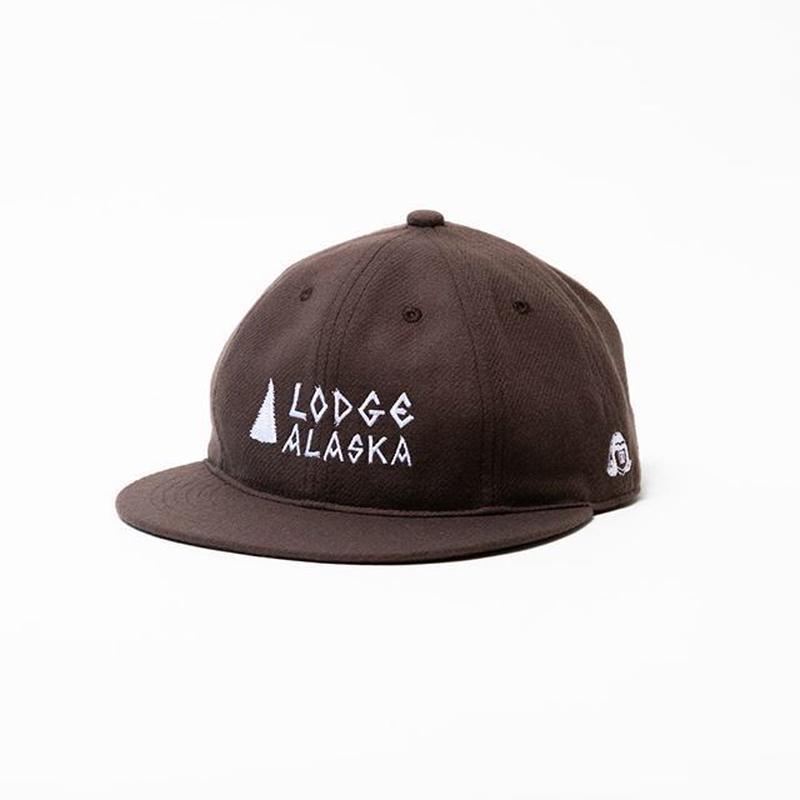 TACOMA FUJI RECORDS / Lodge ALASKA CAP designed by MATT LEINES