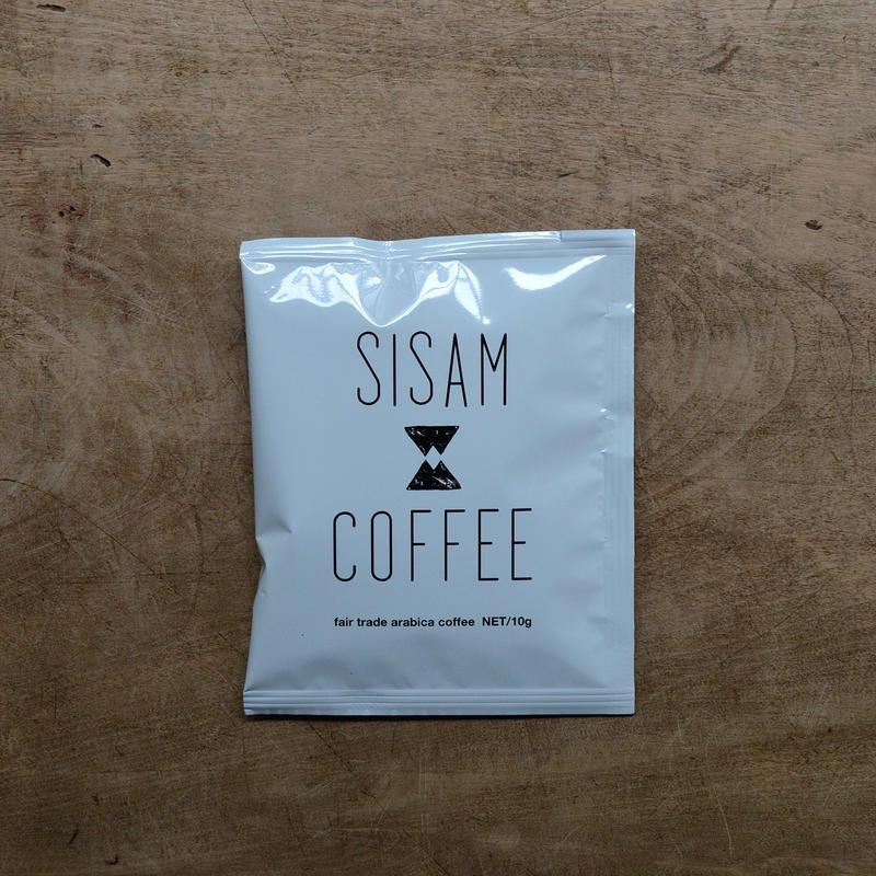 シサムコーヒー ドリップパック