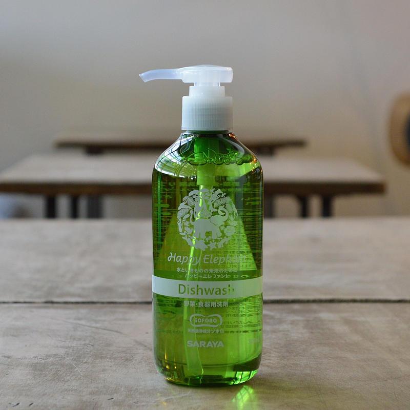 ハッピーエレファント / 野菜・食器用洗剤