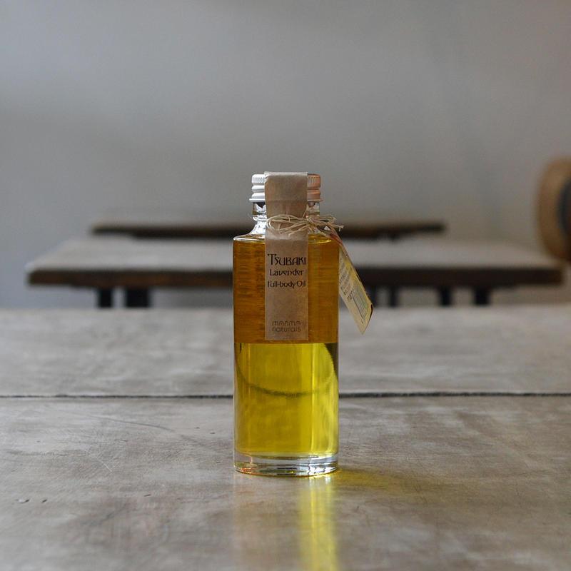 manma naturals / 椿ラベンダーオイル